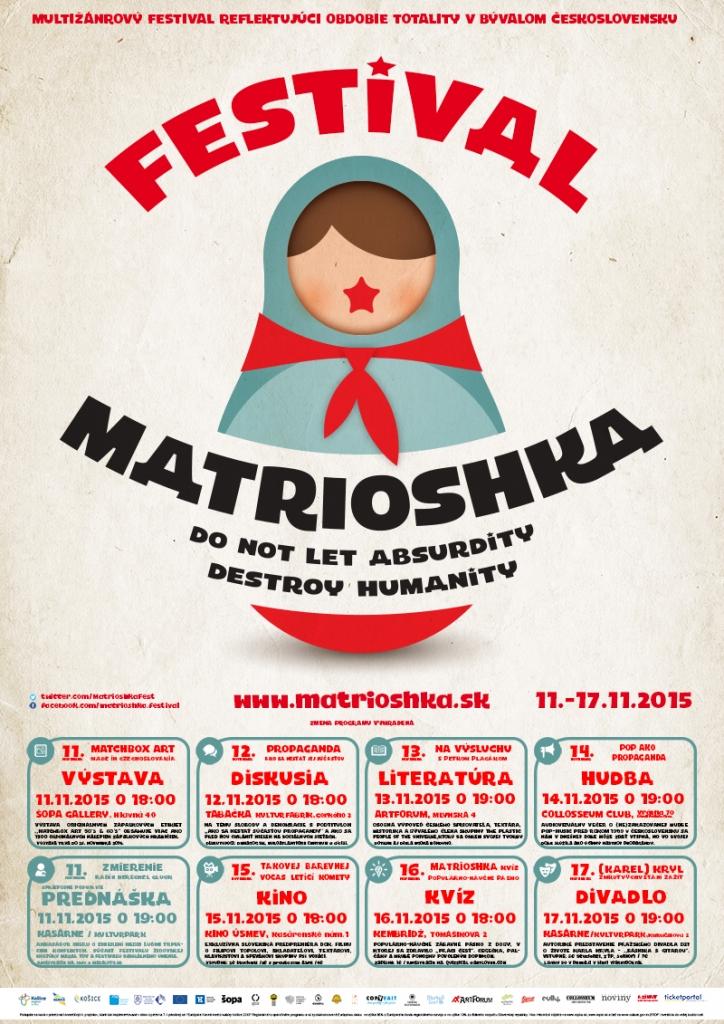 MATRIOSHKA POSTER 2015