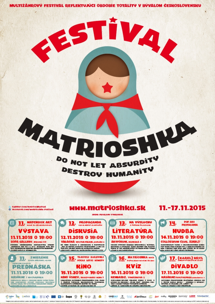 MATRIOSHKA POSTER 2015