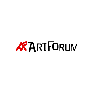ARTFORUM logo web 300x300